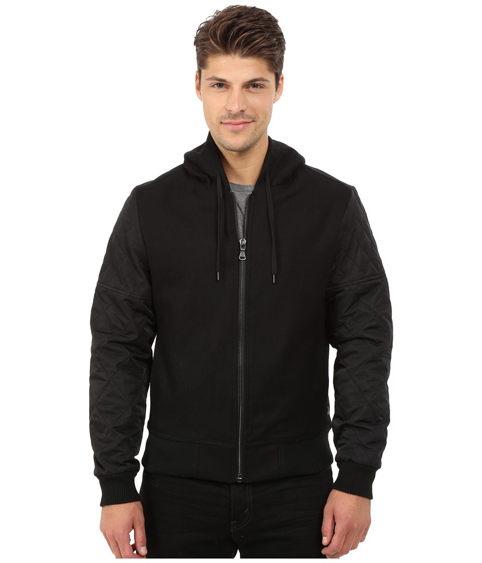 Howe - High Times Wool Outerwear (Paint It Black) Men