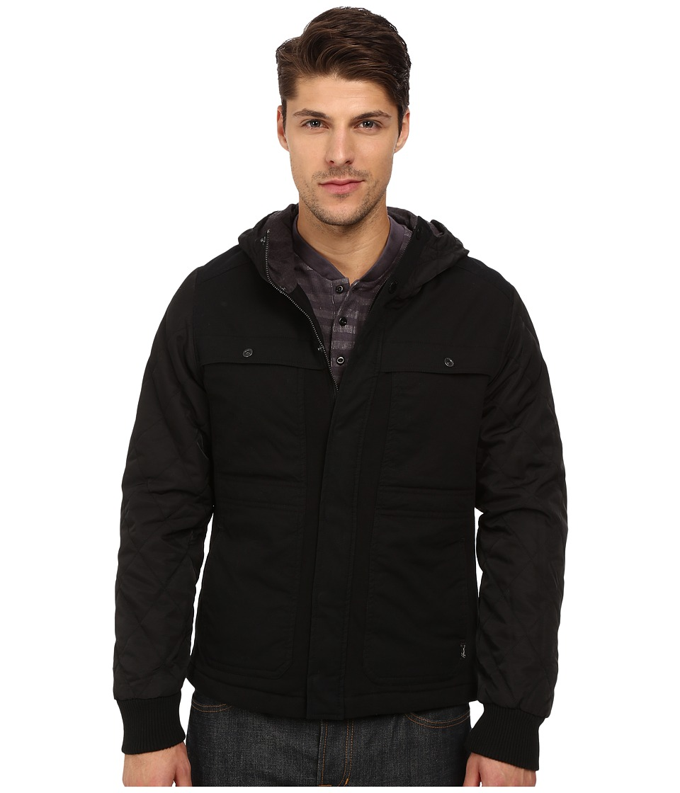 Howe - King Slayer Outerwear (Black) Men's Coat