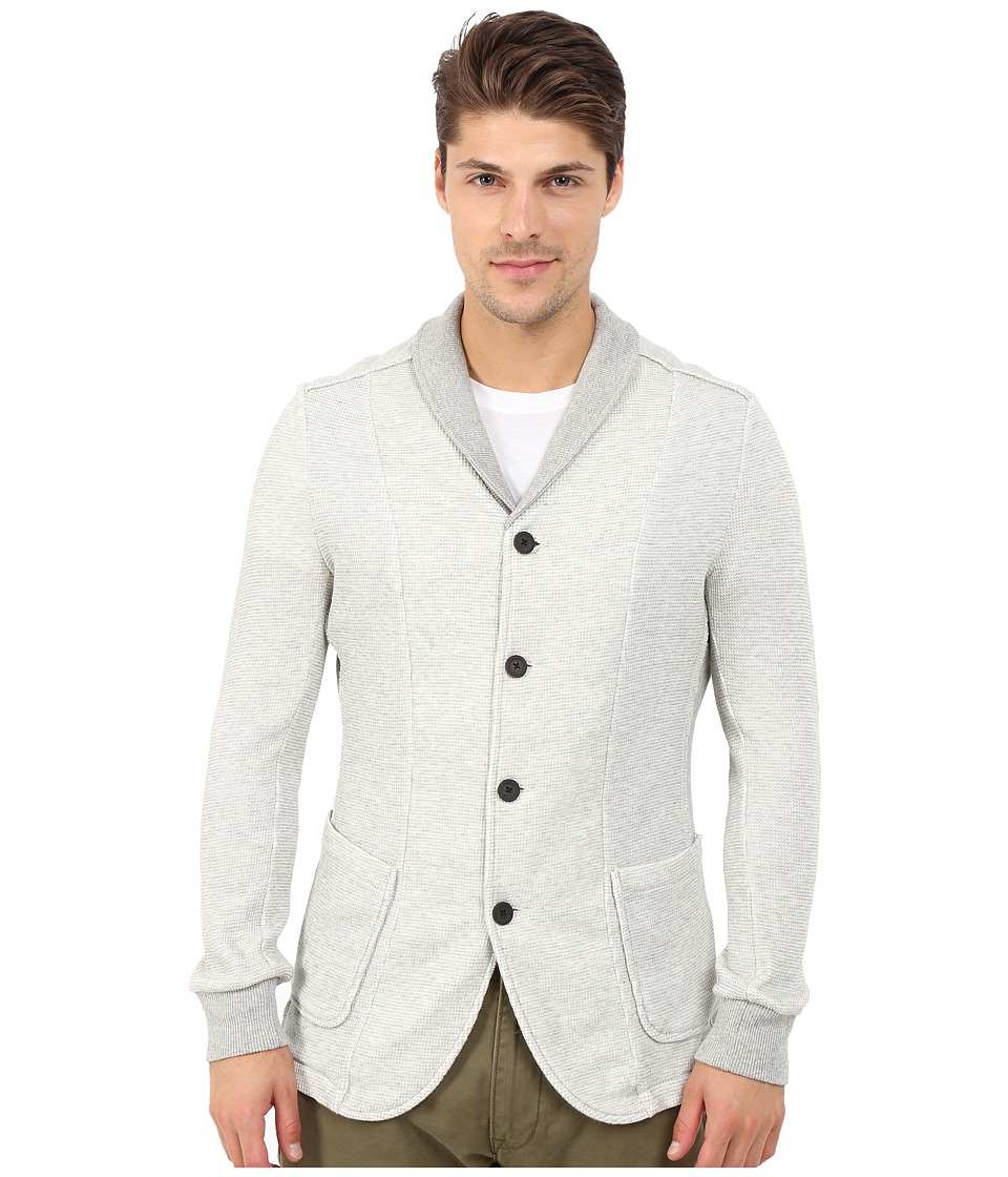 Howe - Berlin Knit Blazer (Breve) Men's Jacket