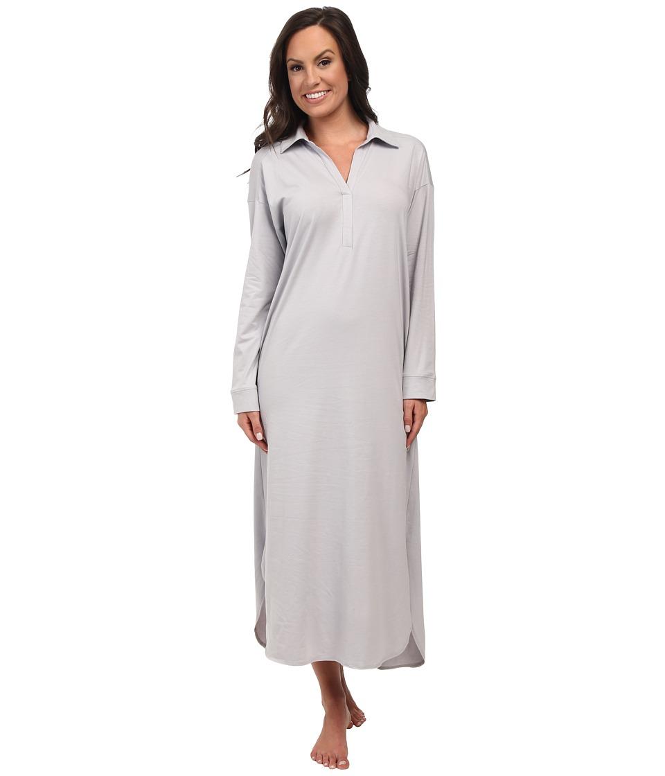 Natori - Pima Paradise Lounger (Grey) Women's Pajama