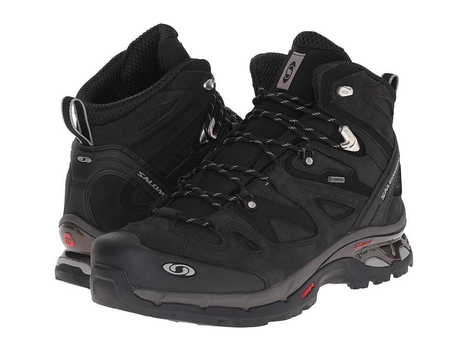 Salomon - Comet 3D GTX (Asphalt/Black/Pewter) Men's Hiking Boots