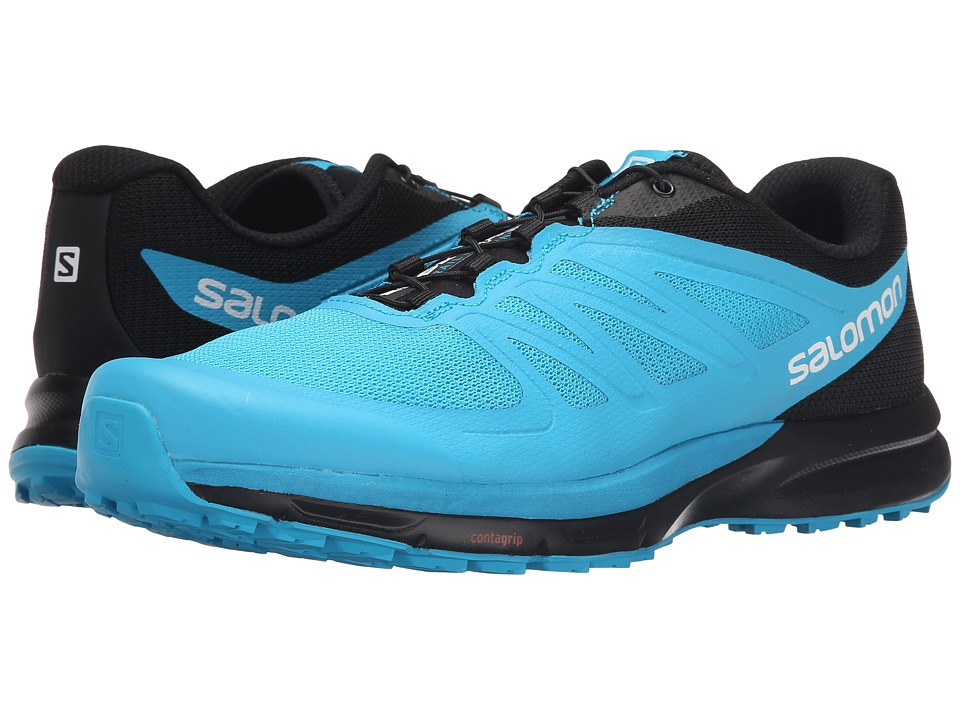 Salomon - Sense Pro 2 (Scuba Blue/Black/White) Men's Shoes