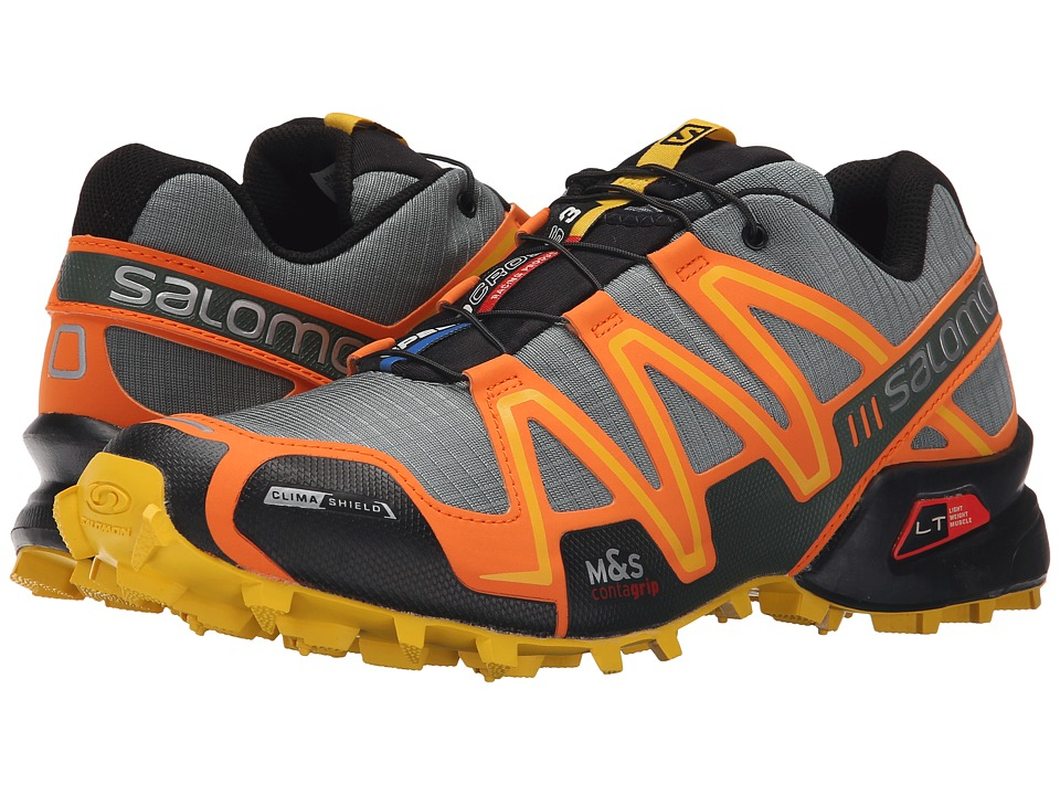 Salomon - Speedcross 3 CS (Light TT/Clementine-X/Bee-X) Men's Shoes