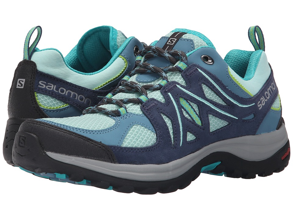 Salomon - Ellipse 2 Aero (Igloo Blue/Slateblue/Teal Blue F) Women's Shoes