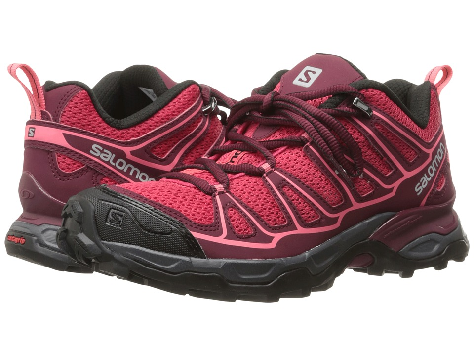 Salomon - X Ultra Prime (Lotus Pink/Bordeaux/Madder Pink) Women's Shoes