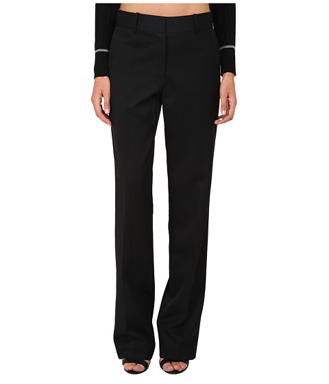 Vera Wang - Wide-leg Trouser (Black) Women