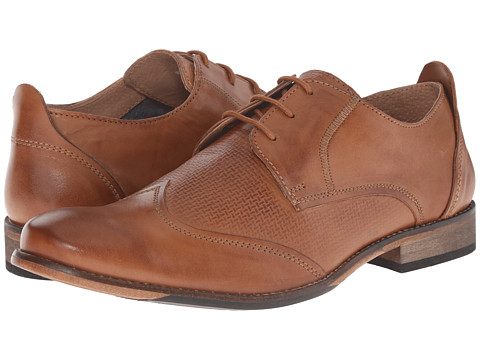 Lotus - Kade (Burnished Tan Leather) Men's Shoes