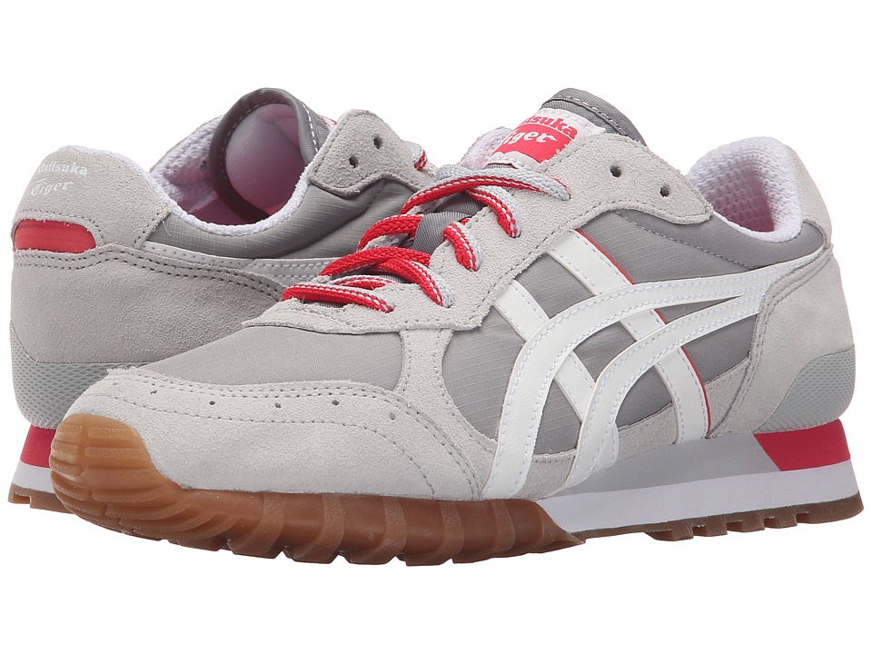 Onitsuka Tiger by Asics - Colorado Eighty-Five (Medium Grey/White) Women's Classic Shoes