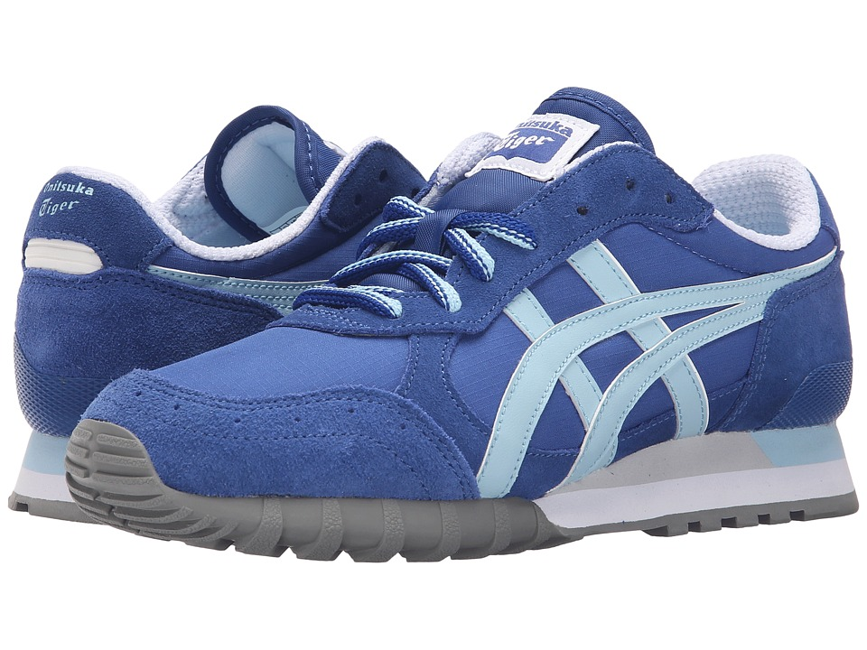 Onitsuka Tiger by Asics - Colorado Eighty-Five (Monaco Blue/Crystal Blue) Shoes