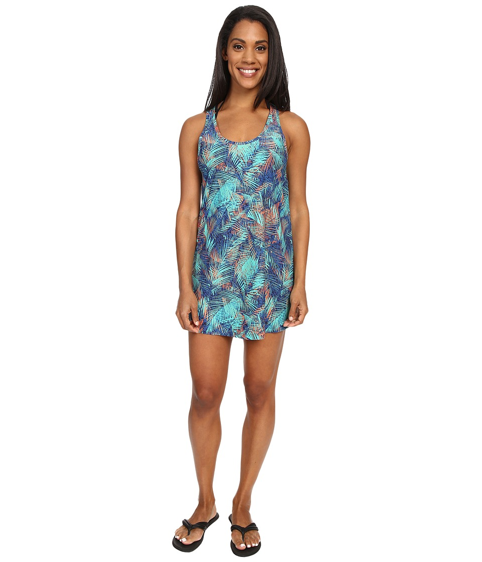Lole - Buena 2 Tunic Cover-Up (Limoges Tropical) Women's Swimwear