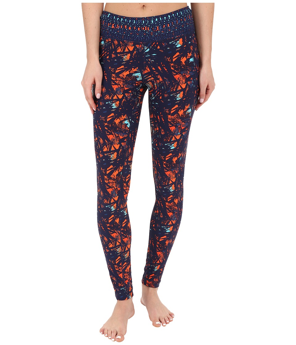 Lole - Cayo Leggings (Evening Blue Dawn) Women's Casual Pants