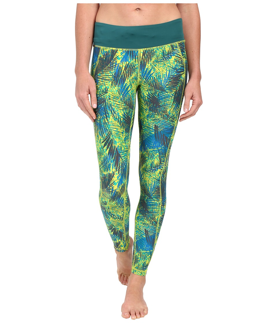 Lole - Cayo Leggings (Spring Tropical) Women's Casual Pants