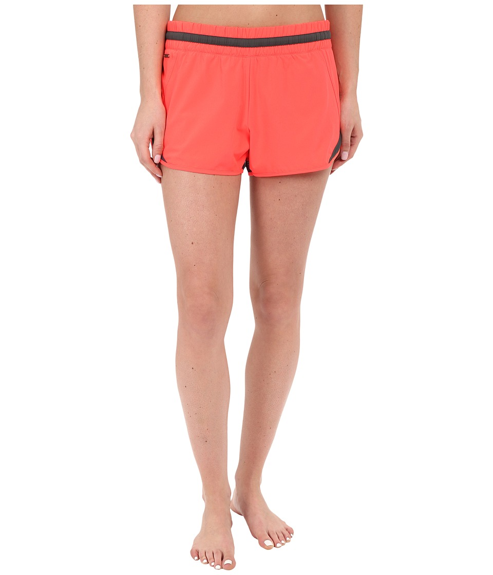 Lole Hanailei Boardshorts (Fiery Coral) Women