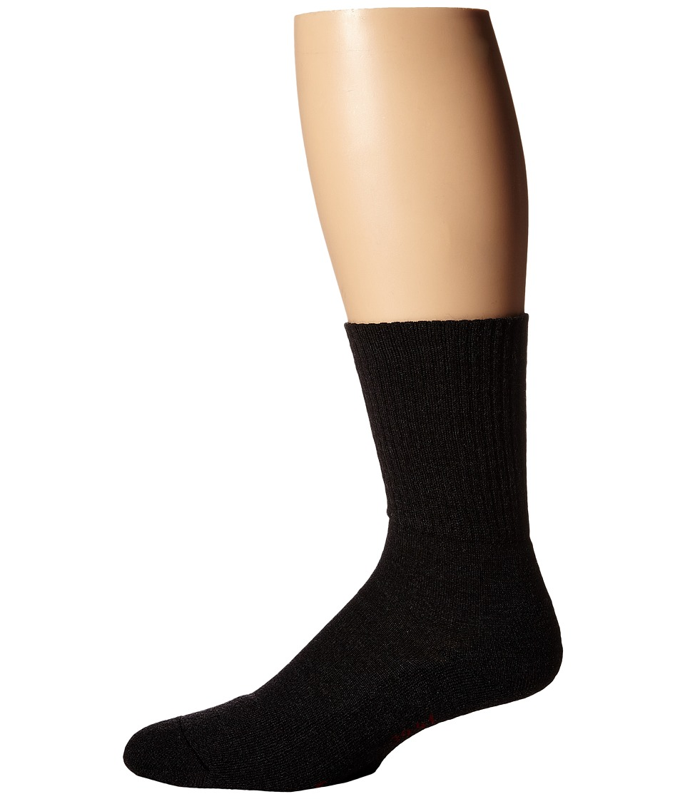Falke - Walkie Light Socks (Anthracite) Men's No Show Socks Shoes
