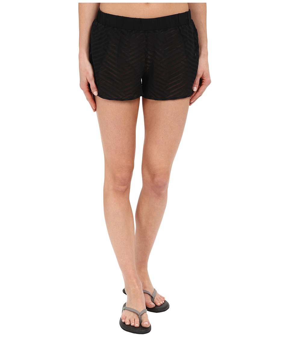 Lole - Judy Shorts (Black Claws) Women's Shorts