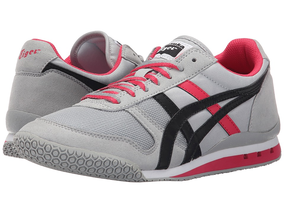 Onitsuka Tiger by Asics - Ultimate 81 (High Rise/Black) Women's Running Shoes