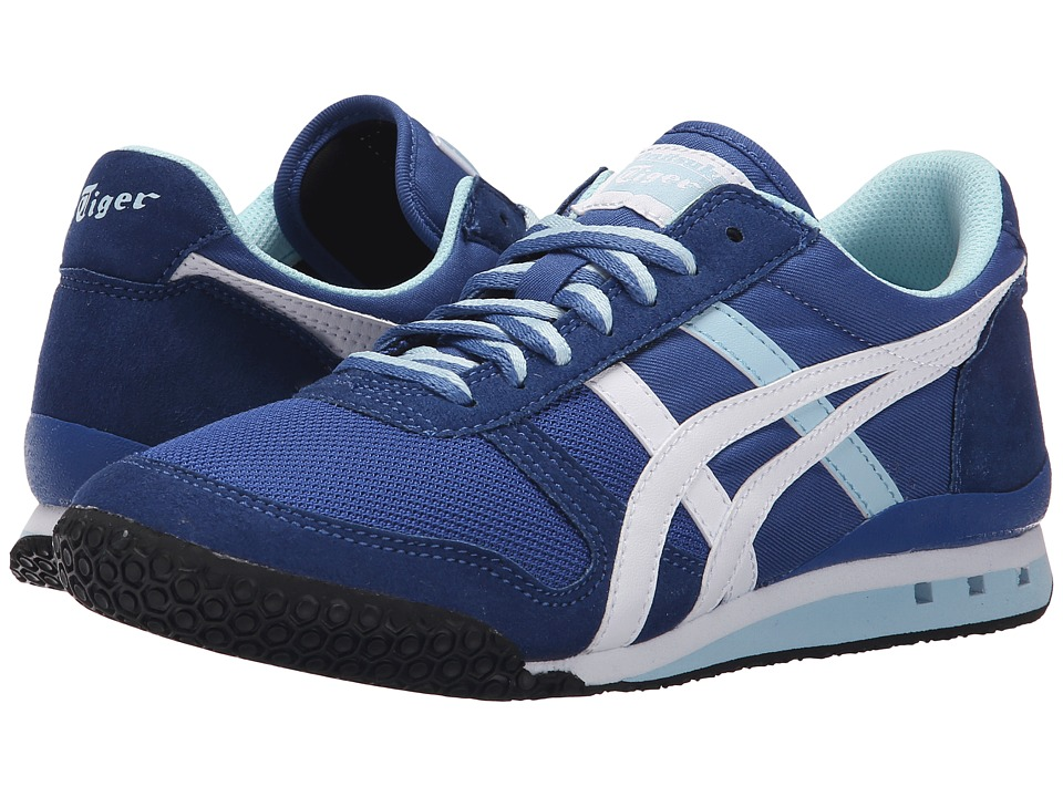 Onitsuka Tiger by Asics - Ultimate 81 (Monaco Blue/White) Women's Running Shoes