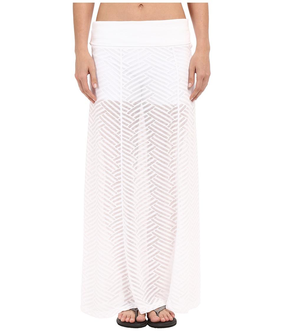 Lole Cha-Cha Skirt (White Claws) Women