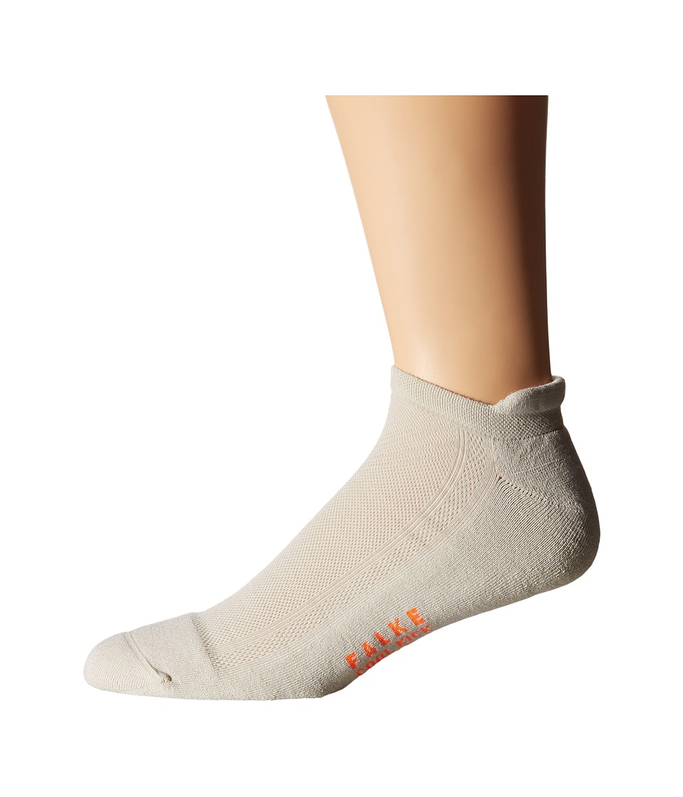 Falke - Cool Kick Sneaker Socks (Nature) Men's No Show Socks Shoes