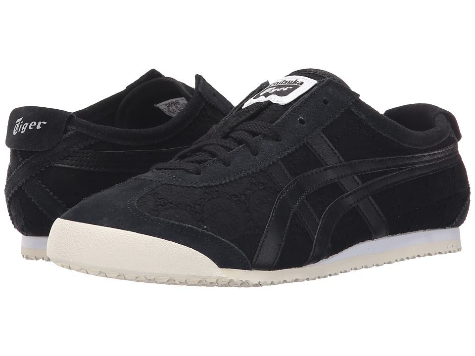 Onitsuka Tiger by Asics - Mexico 66 (Black/Black 2) Women's Classic Shoes