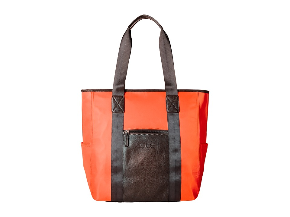 Lole - Lilyanna Bag (Fiery Coral) Bags