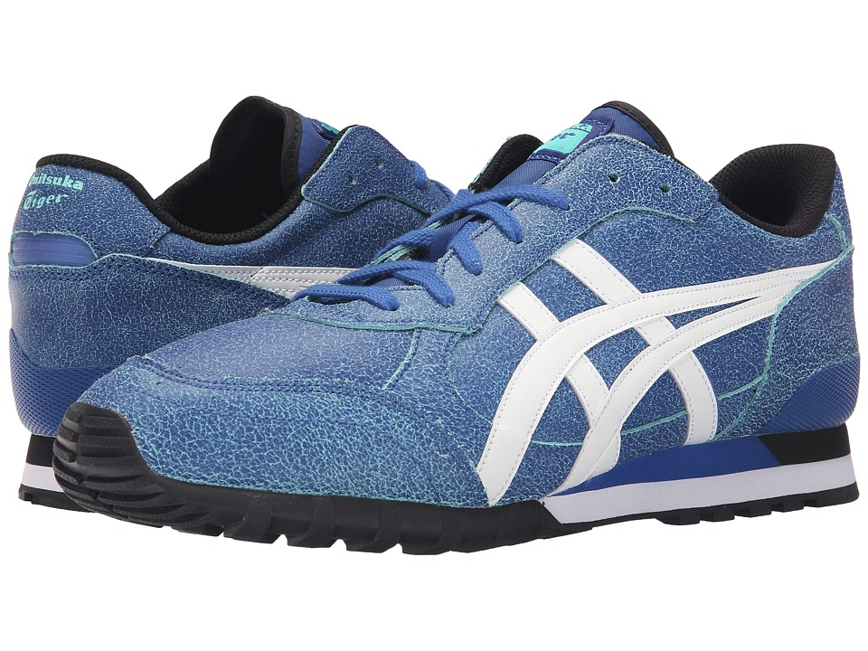 Onitsuka Tiger by Asics - Colorado Eighty-Five (Monaco Blue/White) Shoes