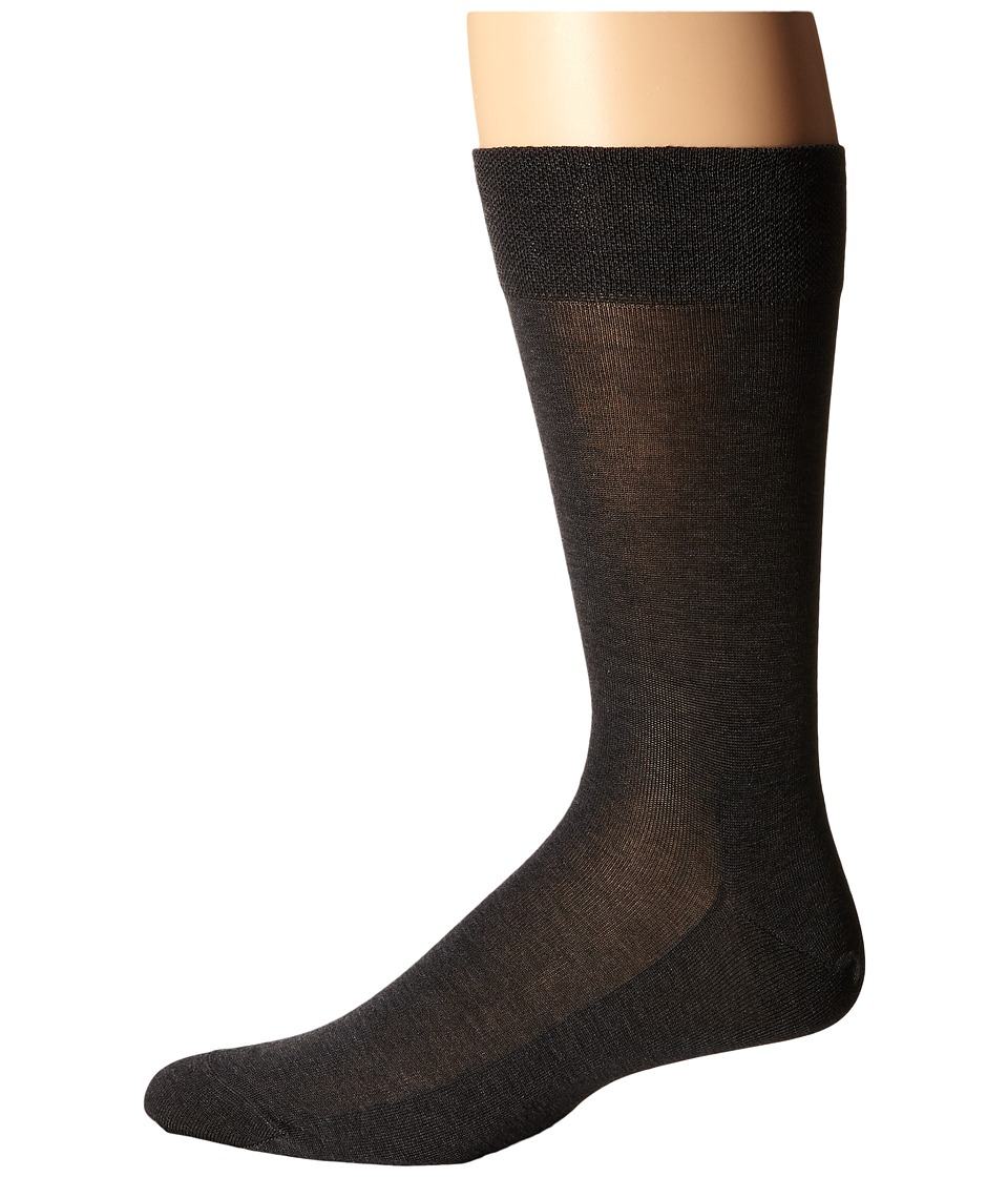 Falke - Sensitive Malaga Socks (Anthracite) Men's No Show Socks Shoes