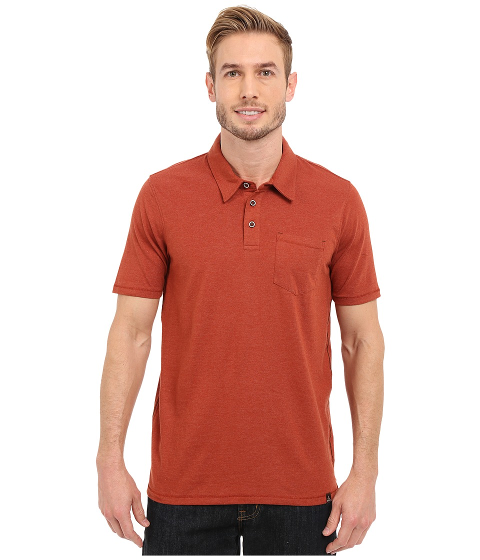 Prana Marco Polo (Henna Heather) Men