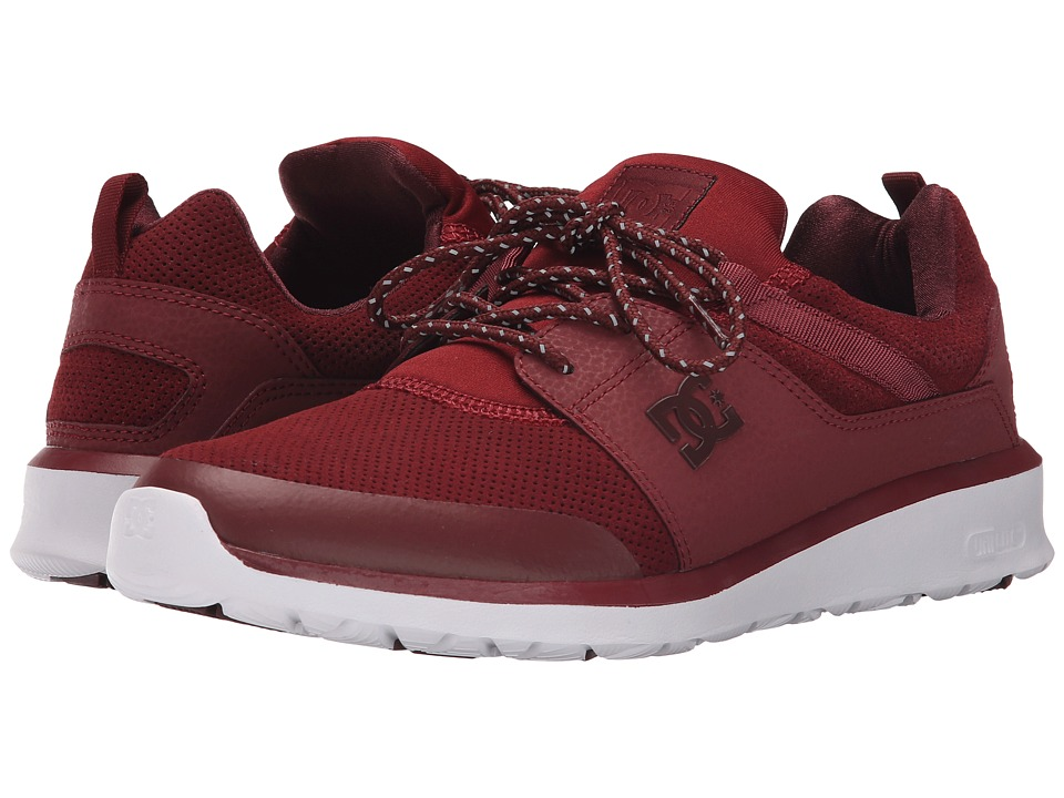 DC - Heathrow Prestige (Red Clay) Skate Shoes