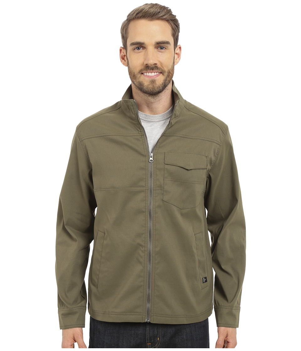 Prana - Zion Jacket (Cargo Green) Men's Coat