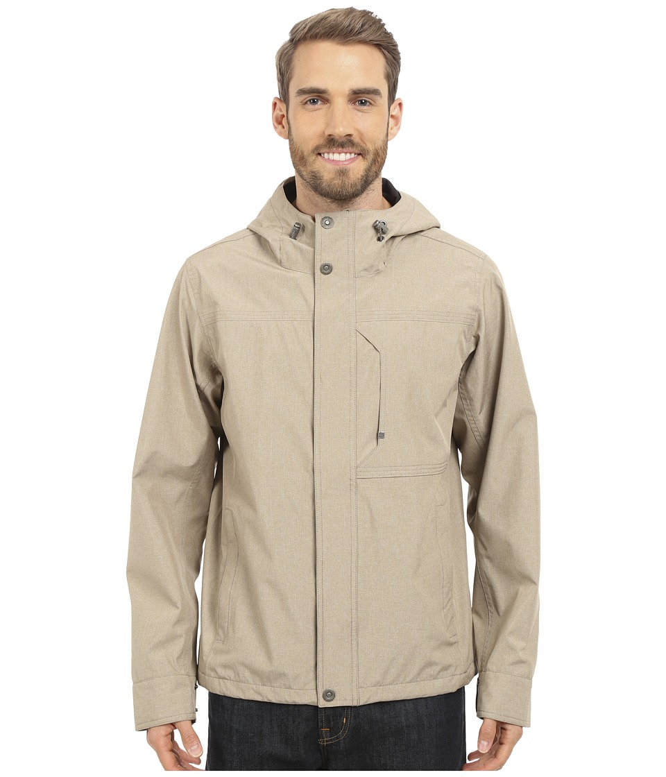 Prana - Roughlock Jacket (Dark Khaki) Men's Coat