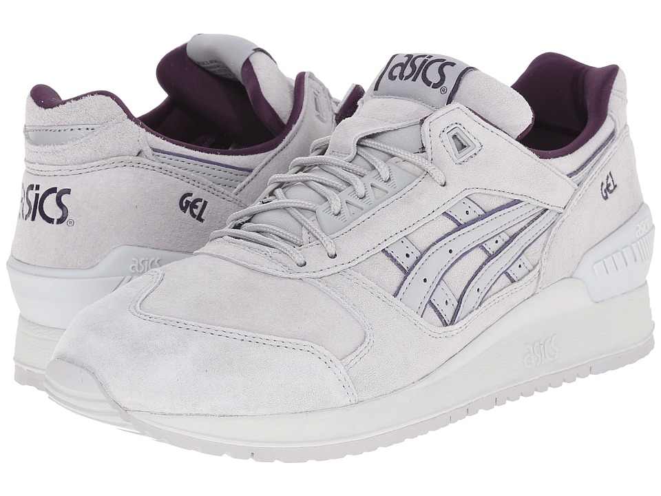 ASICS Tiger - Gel-Respector (Light Grey/Light Grey) Shoes
