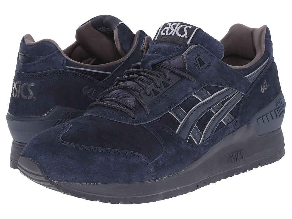 ASICS Tiger - Gel-Respector (Indian Ink/Indian Ink) Shoes