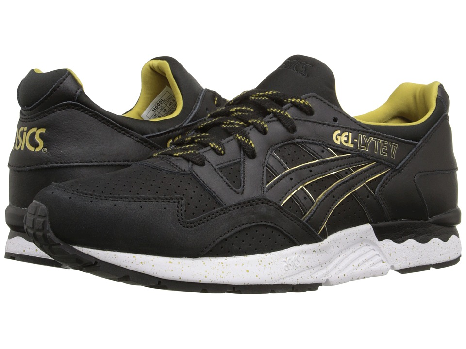 ASICS Tiger - Gel-Lyte V (Black/Black) Shoes