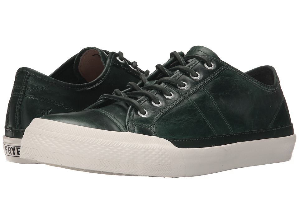 Frye - Greene Low Lace (Forest Antique Pull-Up) Men's Lace up casual Shoes