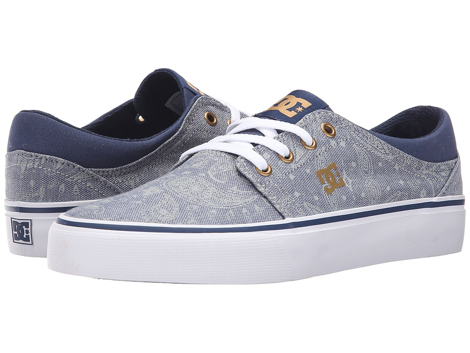 DC - Trase TX SE (Insignia Blue) Women's Skate Shoes
