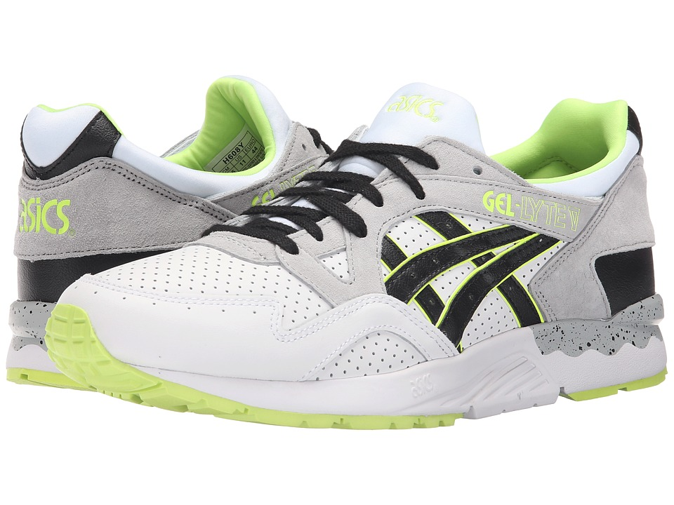 ASICS Tiger - Gel-Lyte V (White/Black) Shoes