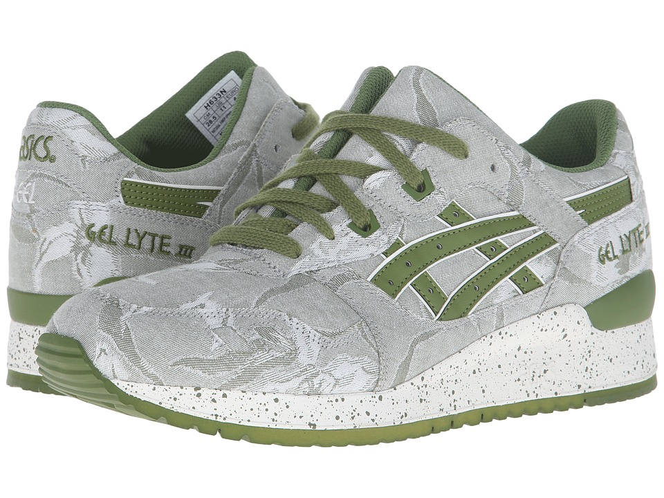 ASICS Tiger - Gel-Lyte III (Cedar Green/Cedar Green) Classic Shoes