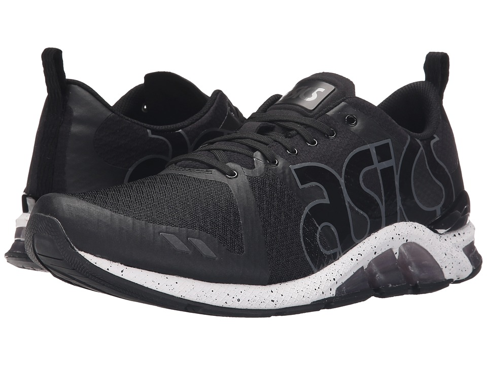 ASICS Tiger - Gel-Lyte One Eighty (Black/White) Shoes