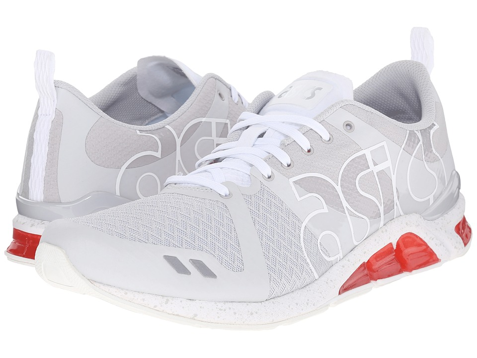 ASICS Tiger - Gel-Lyte One Eighty (Soft Grey/White) Shoes
