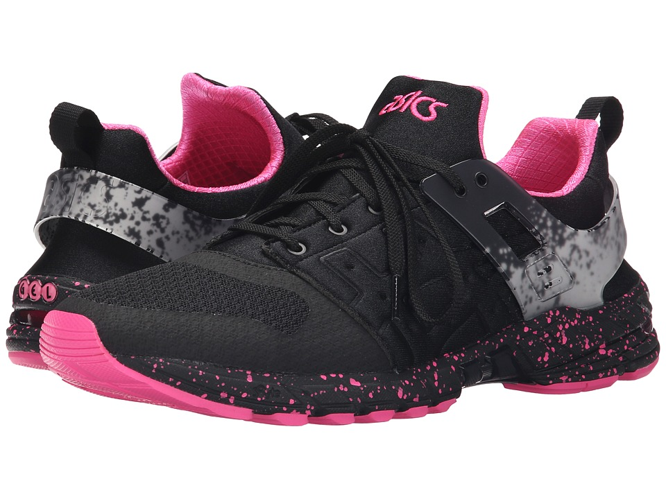 Onitsuka Tiger by Asics - GT-DS (Black/Knockout Pink) Shoes
