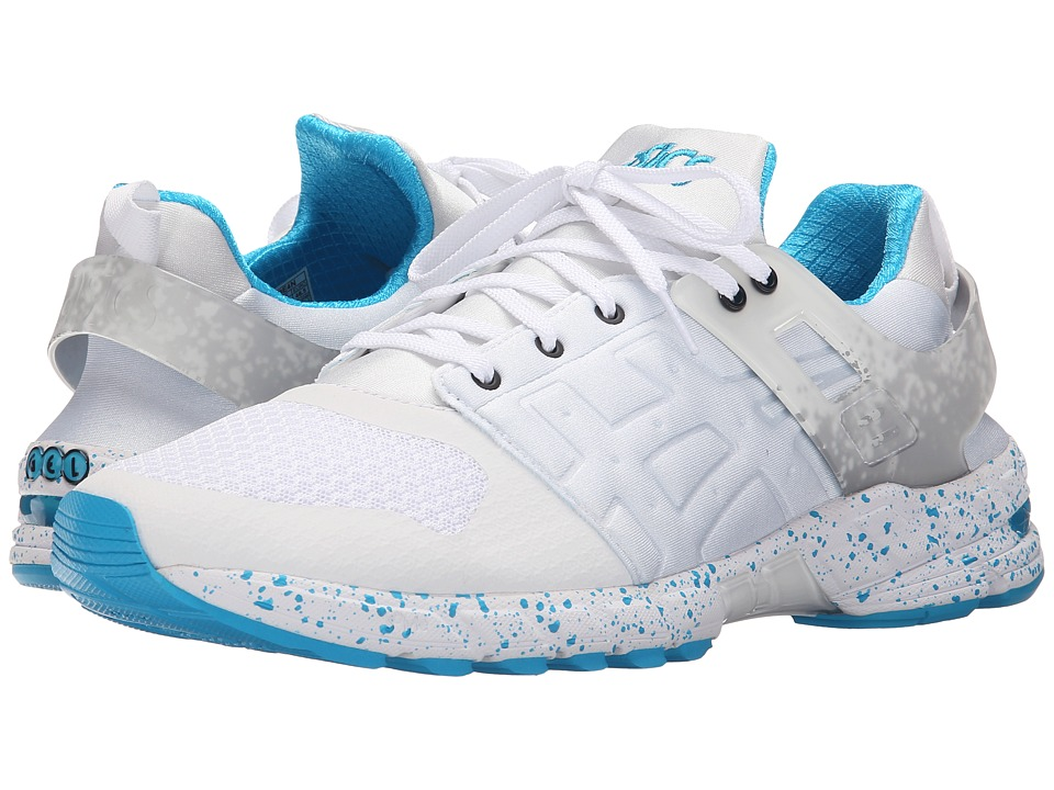 Onitsuka Tiger by Asics - GT-DS (White/Atomic Blue) Shoes