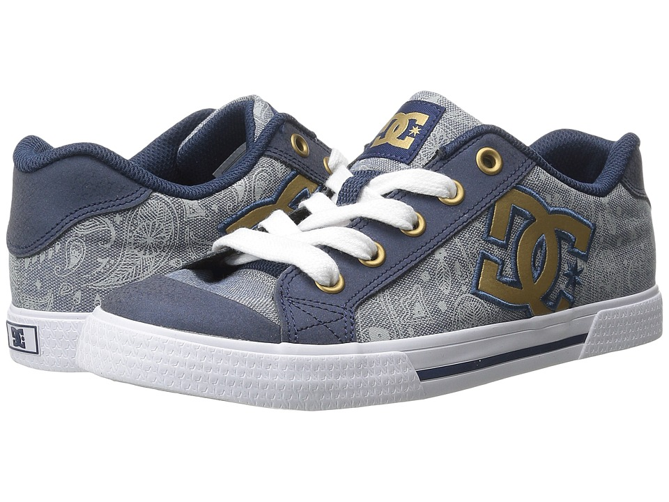 DC - Chelsea SE W (Insignia Blue) Women's Skate Shoes