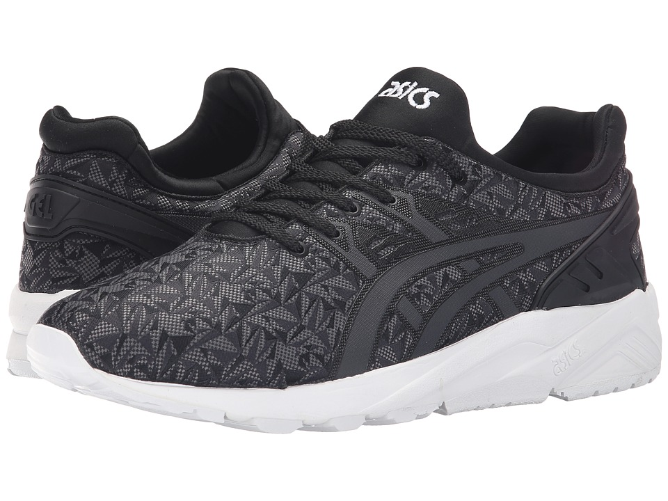 Onitsuka Tiger by Asics - Gel-Kayano Trainer EVO (Black/Dark Grey) Shoes