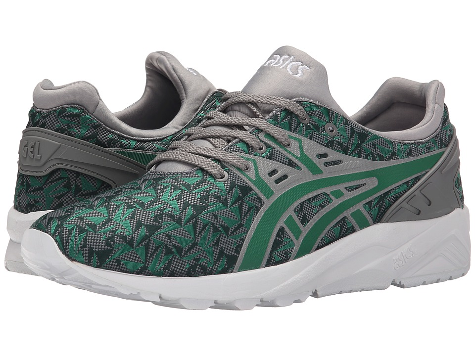 Onitsuka Tiger by Asics - Gel-Kayano Trainer EVO (Green/Green) Shoes