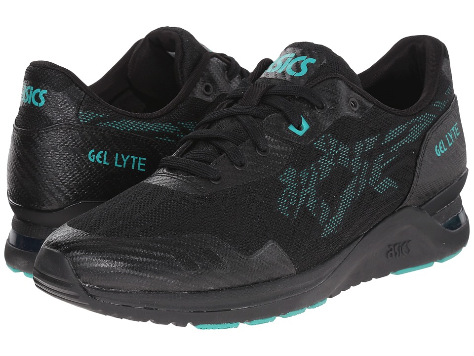 ASICS Tiger - Gel-Lyte EVO NT (Black/Spectra Green) Shoes