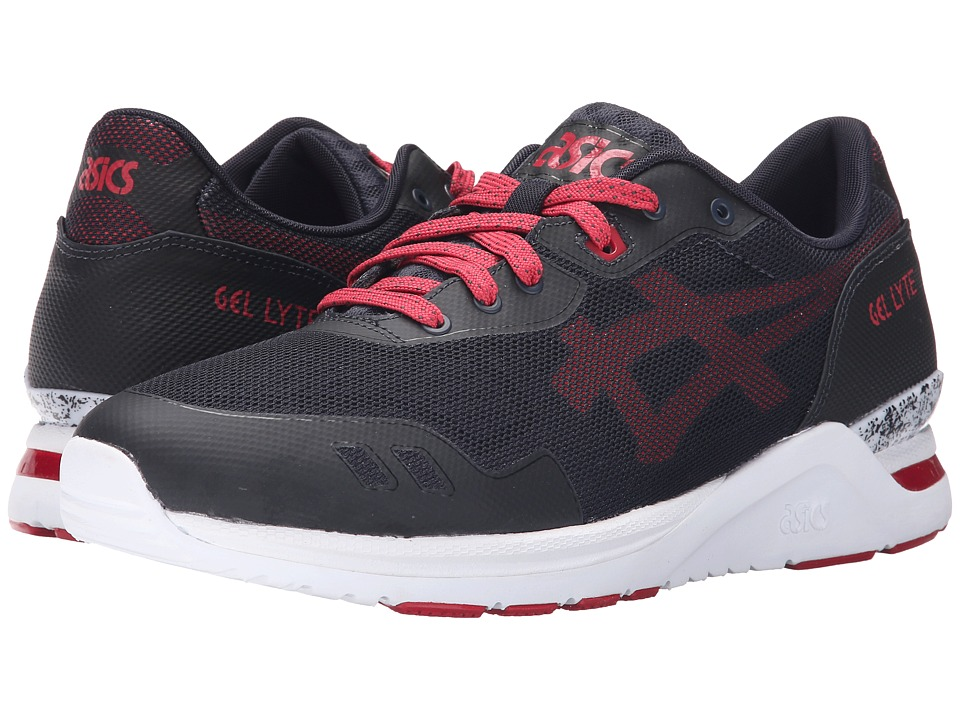 ASICS Tiger - Gel-Lyte EVO NT (Indian Ink/Classic Red) Shoes