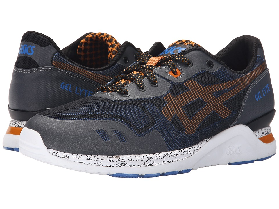 ASICS Tiger - Gel-Lyte EVO NT (Black/Orange Pepper) Shoes