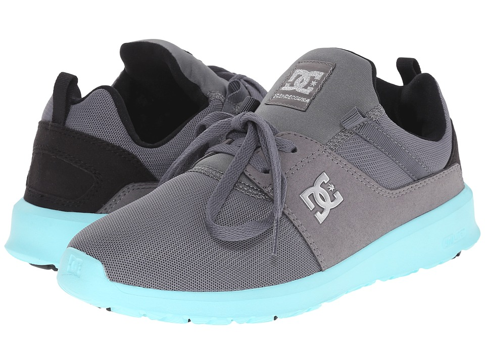 DC - Heathrow (Grey/Black/Blue) Women