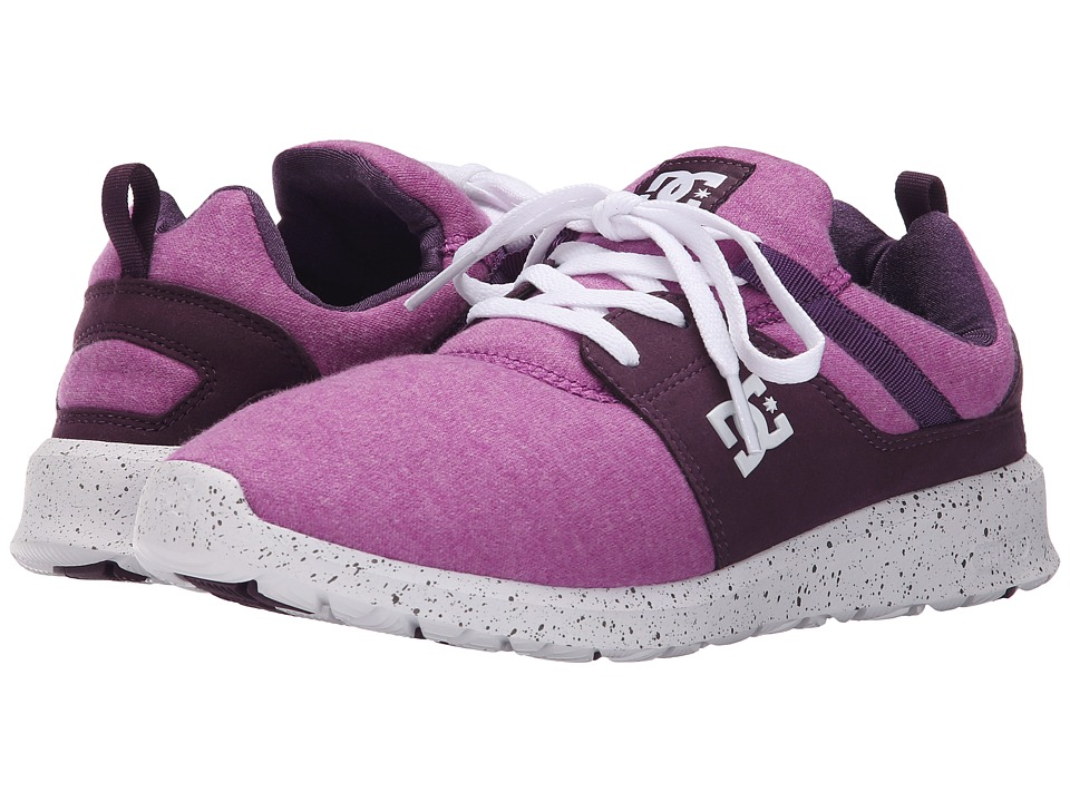 DC - Heathrow SE (Purple) Women's Skate Shoes
